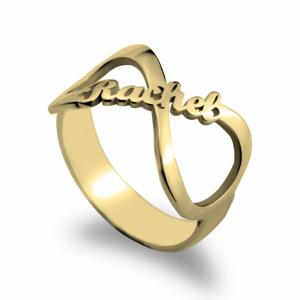 טבעת אינפיניטי שם