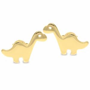 עגילי דינוזאור