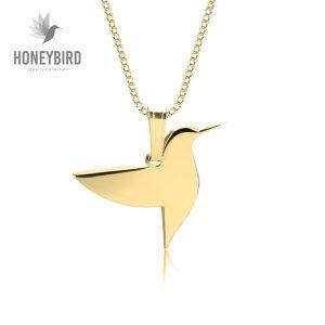 שרשרת יונק הדבש | HONEYBIRD